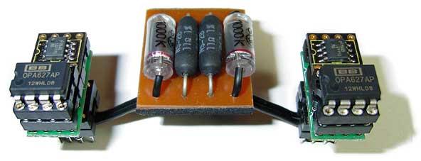 オペアンプの音質比較