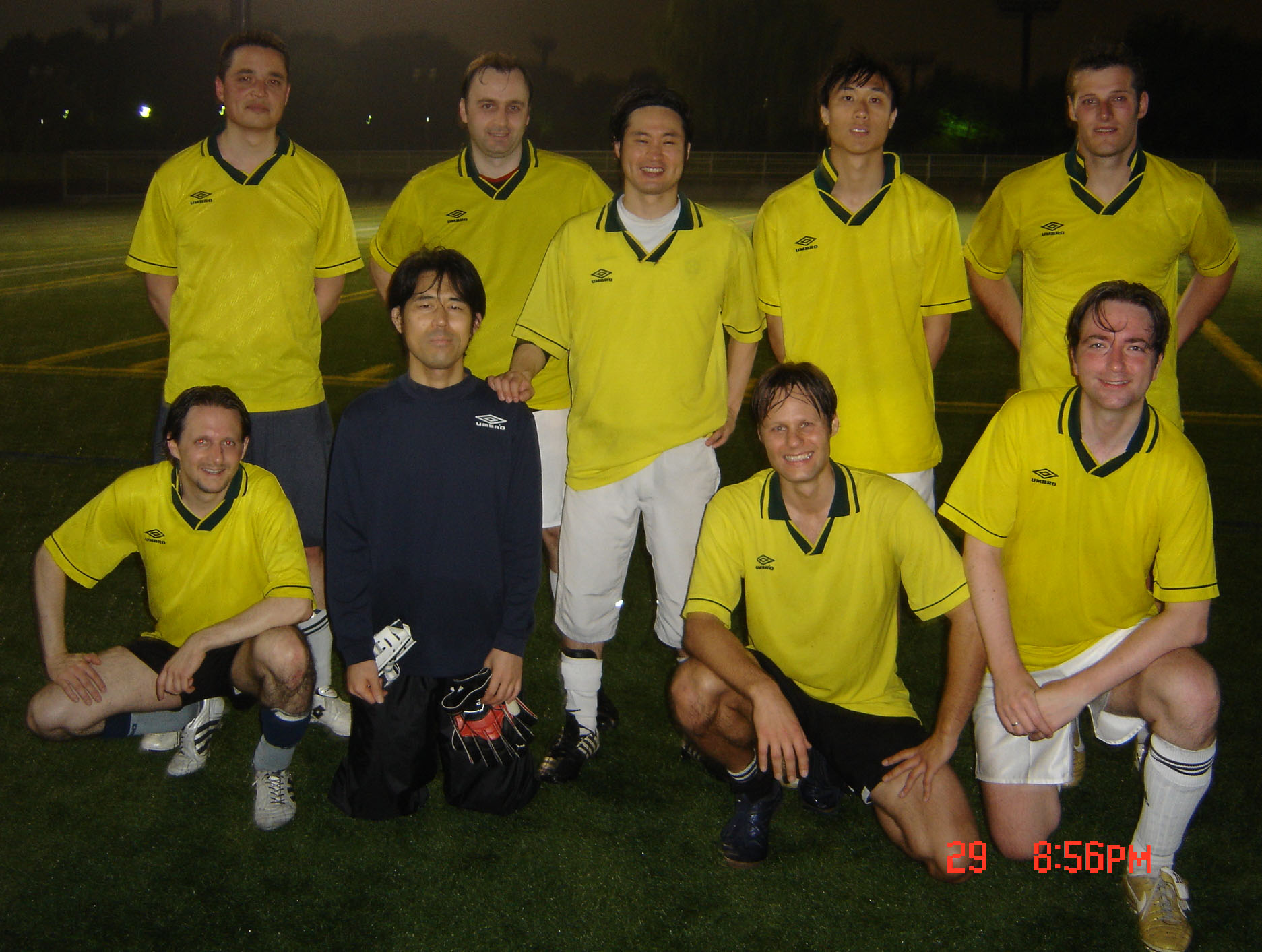 ne united foreign player