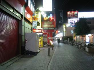 ABC-MART武蔵小杉店オープン予定地(写真手前左)
