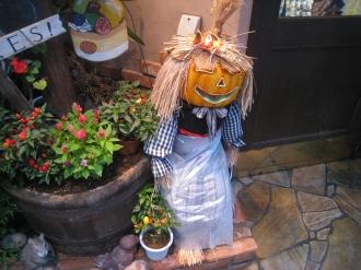 かぼちゃのお化け