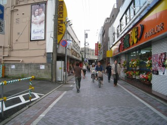 東京純豆腐 武蔵小杉店の周辺