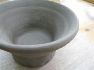 陶芸体験 ②造形(形をつくる)の実例